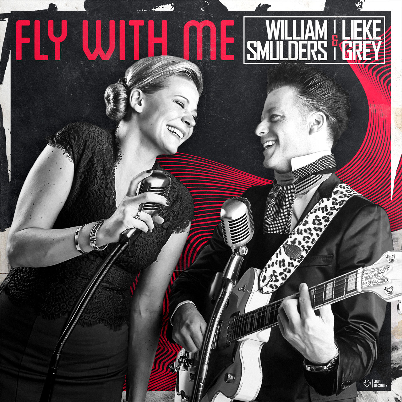 Willaim Smulders & Lieke Grey - Fly With Me
